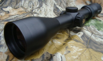 Nikko Stirling Diamond 30mm 2.5-10x50 Illuminated no4 Dot Reticle Rifle Scope
